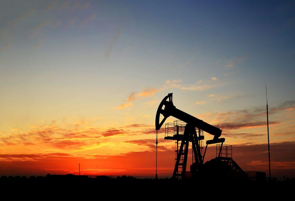 Oil Drilling Derricks - San Antonio